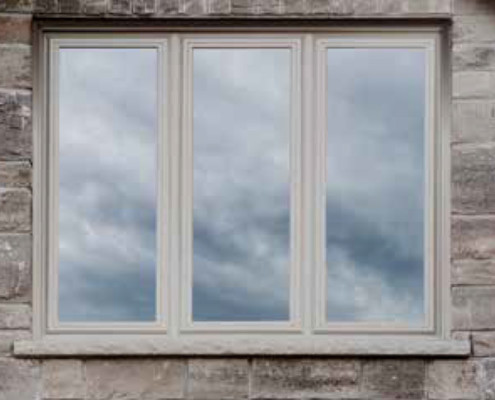 Regina Window & Exterior Fixed Casement Window