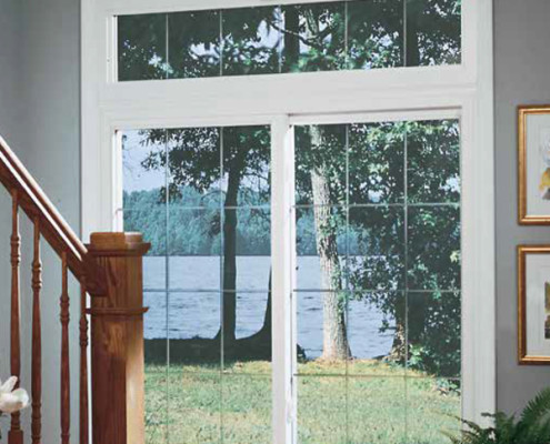 Regina Window & Exterior Single Slider Window