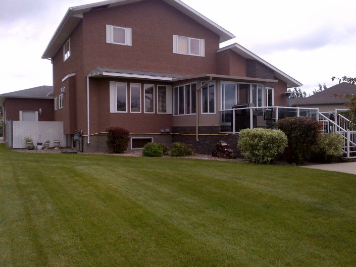 Regina Window & Exteriors Sunroom Installation Saskatchewan