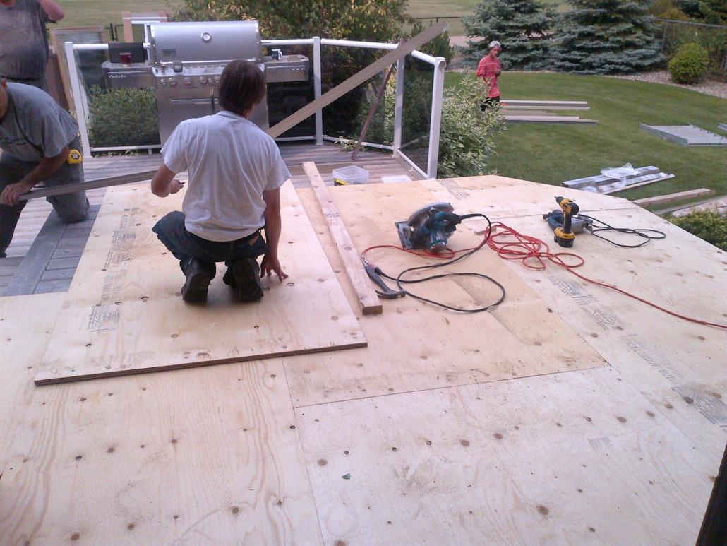Regina Window & Exteriors Sunroom Installation Saskatchewan