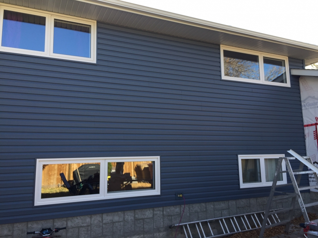 brand new renovation by Regina Window and Exterior