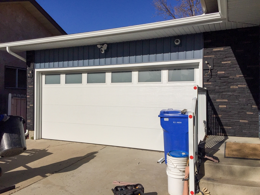 new garage by regina window and exterior