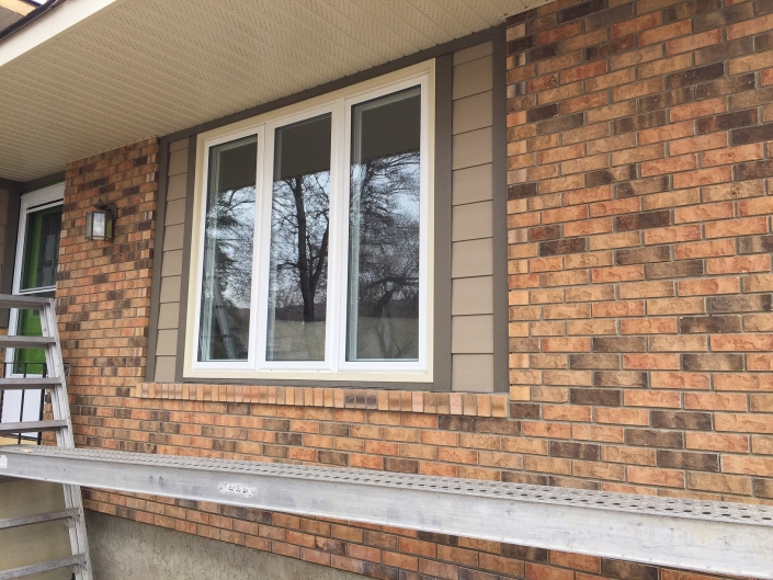 new window install by regina window and exterior