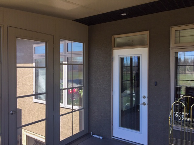 regina window and exterior sunroom